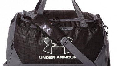 Review: The Under Armour Hustle Storm Duffel Bag